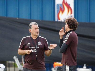 México del Tata Martino buscará coronarse en la Copa de Oro ante Estados Unidos