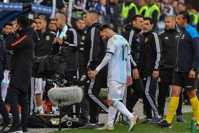 Conmebol responde a Messi