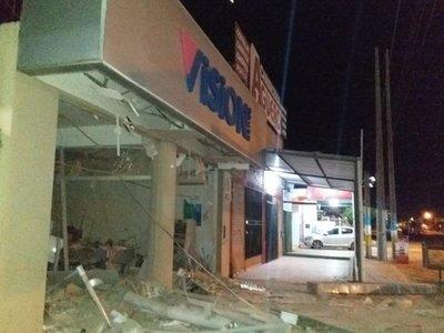 Un muerto y dos heridos en megaasalto a banco en Liberación