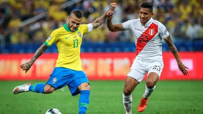 Brasil y Perú definen al campeón de la Copa América 2019