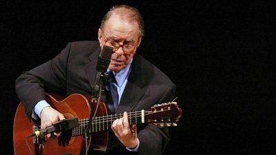 Murió João Gilberto, uno de los creadores del bossa nova