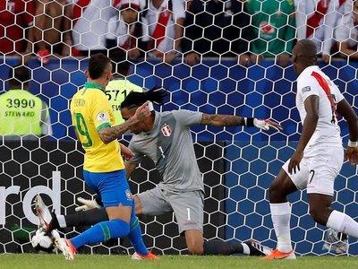 Paso a paso: Everton pone en ventaja a Brasil