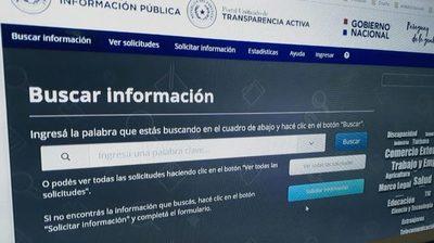 Gobernación incumplió ley de información pública