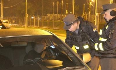HOY / Durante la última semana, Caminera retuvo a 233 ebrios al volante