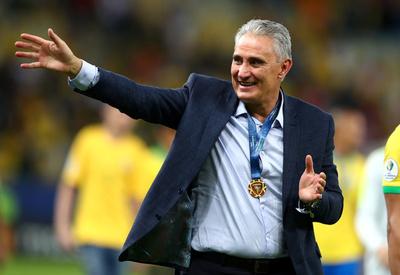 Tite y el balance final de Brasil en la Copa América