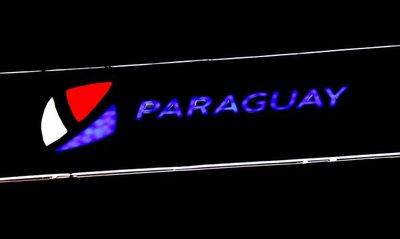 Presentaron la nueva marca país en la Expo Mariano Roque Alonso