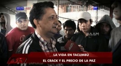 """Tacumbú: """"La reinserción no existe"""""""