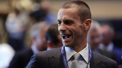HOY / UEFA asegura que no ha invitado a Argentina a competir en sus torneos