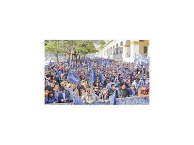 Llanismo conmemoró aniversario del PLRA llamando al diálogo