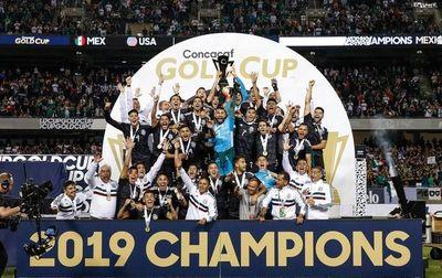 """México y el """"Tata"""" reinan en la Copa de Oro"""