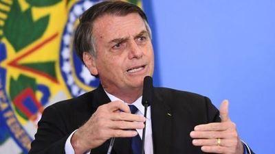 Bolsonaro tiene peor evaluación en primer semestre de Gobierno, según sondeo