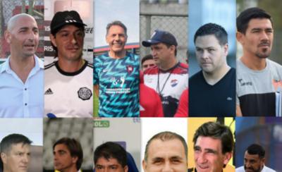 HOY / Los entrenadores que arrancan el Clausura