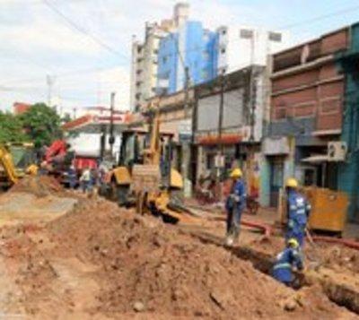 Calles del microcentro de Asunción estarán cerradas toda la semana