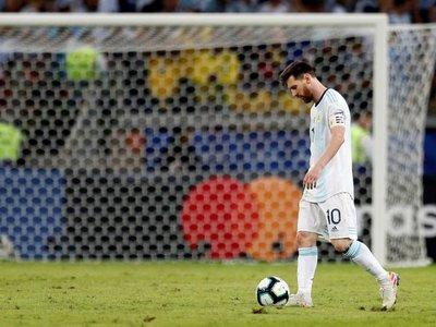Messi, ganador sin título