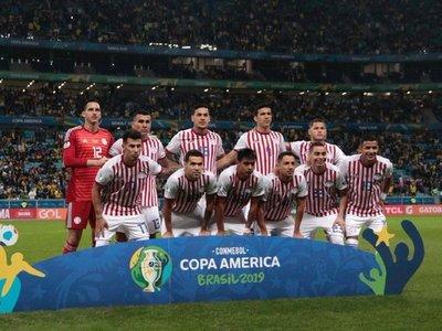 Un paraguayo entre los mejores de la Copa América según medio brasilero