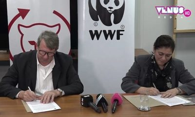 WWF y Yaguarete Reciclaje se unen para promover la cultura del reciclaje
