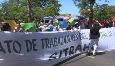 Trabajadores de Clínicas irán huelga el próximo 15 de julio