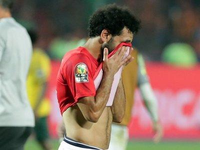 Salah, triste y probablemente sin opciones de Balón de Oro