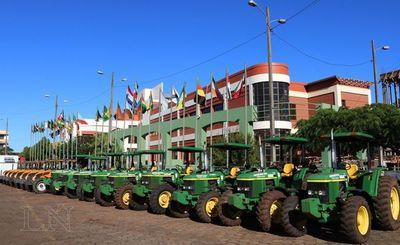 """Programa """"Ñemity"""" apoyará a 10.000 pequeños productores de Itapúa"""