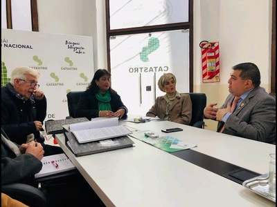 Municipio encarnaceno insiste en solución a problemática de inmuebles, terrenos superpuestos
