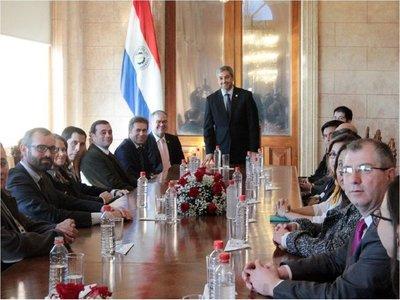 Mario Abdo realza labor de equipo que culminó negociaciones con UE