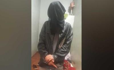 Adolescente detenido mientras hurtaba en despensa