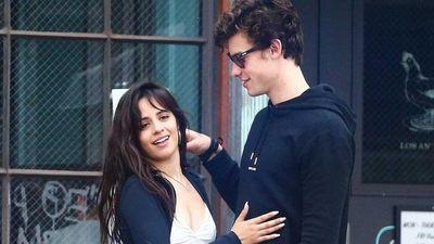 Shawn Mendes y Camila Cabello encienden los rumores de romance