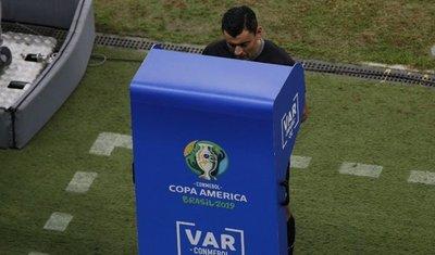 Brasil 2019 superó a Rusia 2018 en el uso del VAR