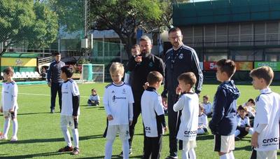 Se realizó la apertura oficial de la Clínica Real Madrid en Paraguay