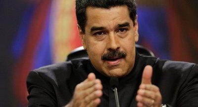 Maduro exige a Bachelet que rectifique las «mentiras» del informe de DD.HH.