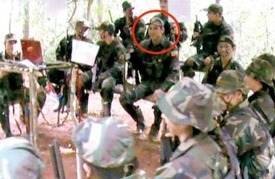 HOY / Aparece el EPP con un comando indígena: matan a empleado y queman maquinarias
