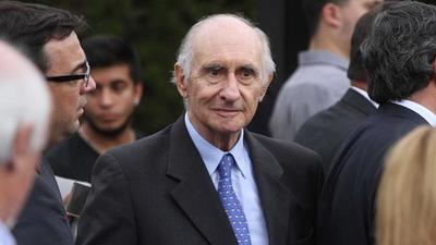 Falleció el expresidente argentino Fernando De la Rúa