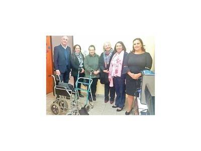 Habilitan oficina de atención al adulto mayor en Guairá