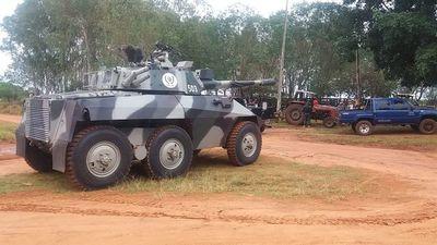 Soldados indígenas, nueva brigada del EPP