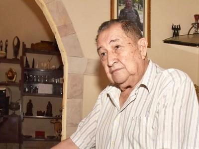 'En honor a mi padre, voy a seguir con la lucha'