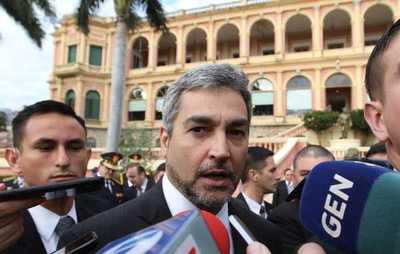 Abdo Benítez reafirma lucha frontal de su Gobierno contra el crimen organizado