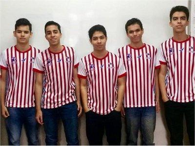 No tienen apoyo económico para representar a Paraguay en Olimpiada de Matemática