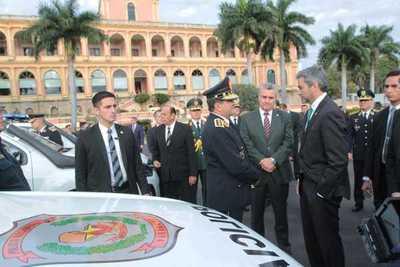 Pdte. Mario Abdo Benítez reafirma lucha frontal de su Gobierno contra el crimen organizado