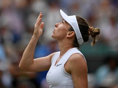 Williams y Halep son las primeras semifinalistas de Wimbledon