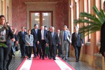 Paraguay y Mato Grosso acuerdan fortalecer conectividad vial y sector productivo