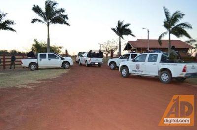 Atacan          una estancia  en Amambay y asesinan a un capatáz brasileño