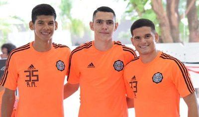 Olimpia y Rubio Ñu finalmente arreglan por Diego Torres
