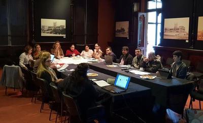 Mesa interinstitucional trabaja para crear el protocolo de arqueología preventiva
