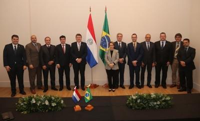 Paraguay y Brasil consensúan acuerdos ensanidad animal, vegetal y comercio agrícola