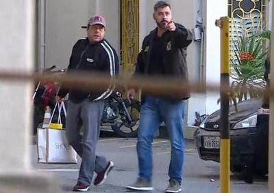 Secretario de Messer es detenido en Brasil