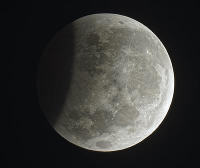 El 16 de julio se producirá un eclipse parcial de Luna