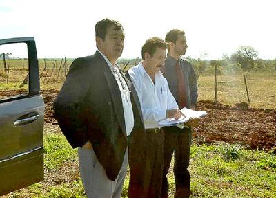 Rojas insiste para que se concrete entrega de vertedero por 25 años a cambio de migajas