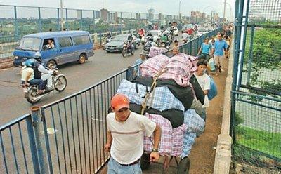 El consumo paraguayo se traslada a zonas de frontera, según el BCP