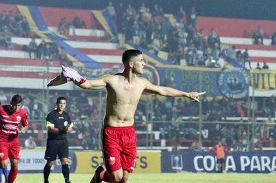 Fernando de la Mora pasa a 16vos de la Copa Paraguay