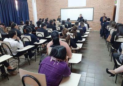 Realizan exámenes psicotécnicos y de conocimientos en Guairá
